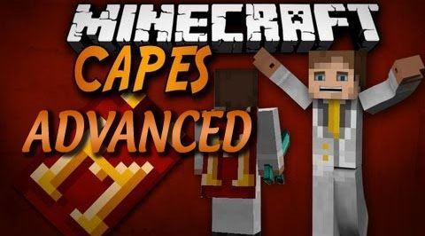 Advanced Capes для Майнкрафт 1.11.2