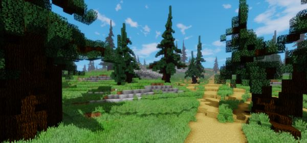 Mystic Island для Майнкрафт 1.11.2