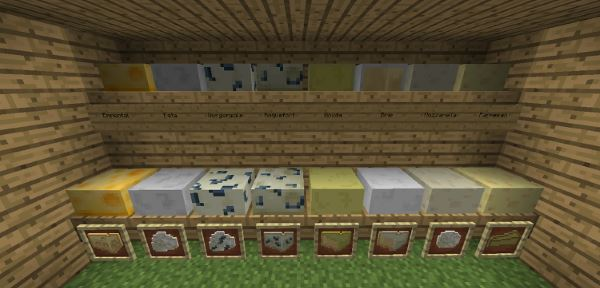 Cheese для Майнкрафт 1.11.2