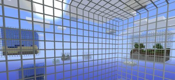 Cube World для Майнкрафт 1.11.2