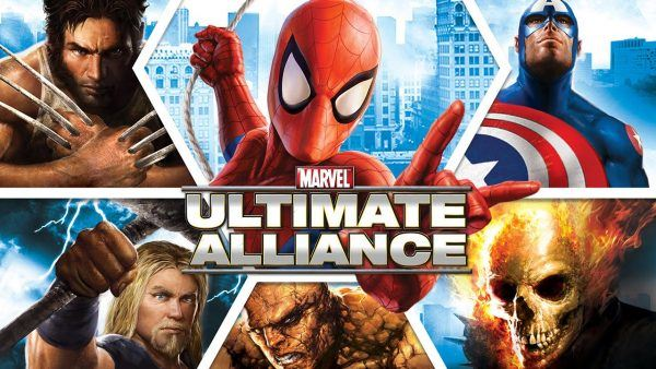 NoDVD для Marvel: Ultimate Alliance (2016) v 1.0