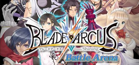 Патч для Blade Arcus from Shining: Battle Arena v 1.0