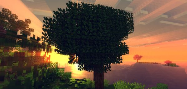 Ancient Trees для Майнкрафт 1.9.4