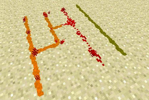 Redstone Paste для Майнкрафт 1.11.2