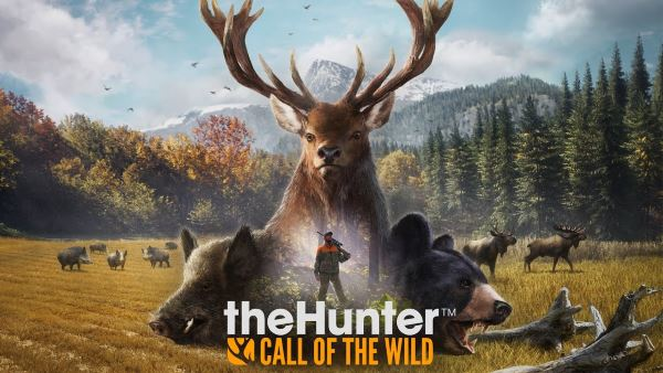 Кряк для theHunter: Call of the Wild v 1.0