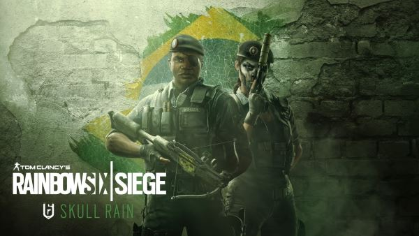 NoDVD для Tom Clancy's Rainbow Six Siege: Operation Skull Rain v 1.0