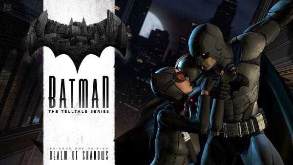 Сохранение для Batman: The Telltale Series - Episode 1: Realm of Shadows (100%)