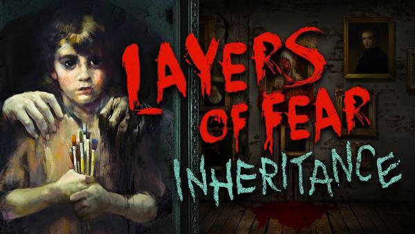 Сохранение для Layers of Fear: Inheritance (100%)