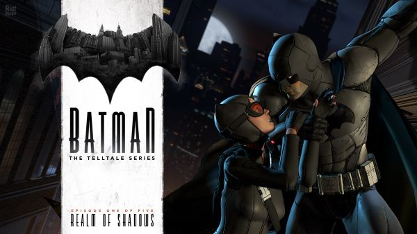 Русификатор для Batman: The Telltale Series - Episode 1: Realm of Shadows