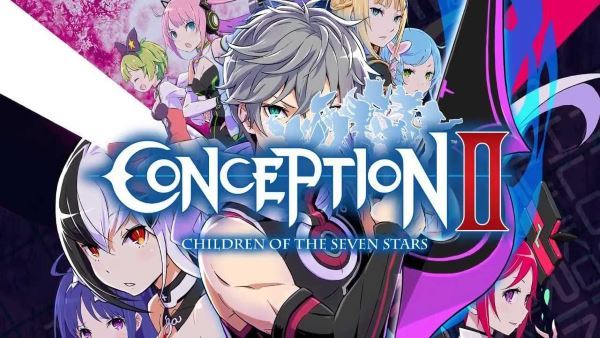 NoDVD для Conception II: Children of the Seven Stars v 1.0