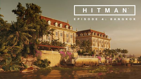 NoDVD для Hitman - Episode Four: Bangkok v 1.0