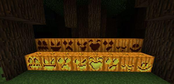 Pumpkin Carving для Майнкрафт 1.10.2