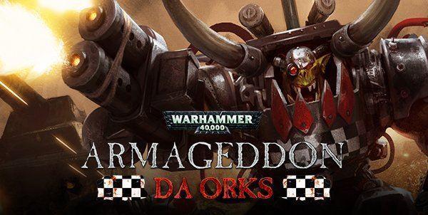NoDVD для Warhammer 40,000: Armageddon - Da Orks v 1.0