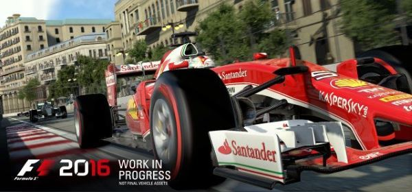 NoDVD для F1 2016 v 1.0