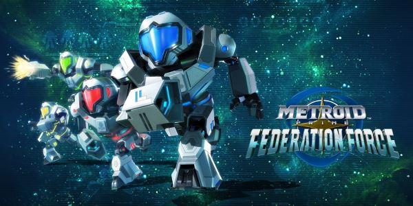 Кряк для Metroid Prime: Federation Force v 1.0