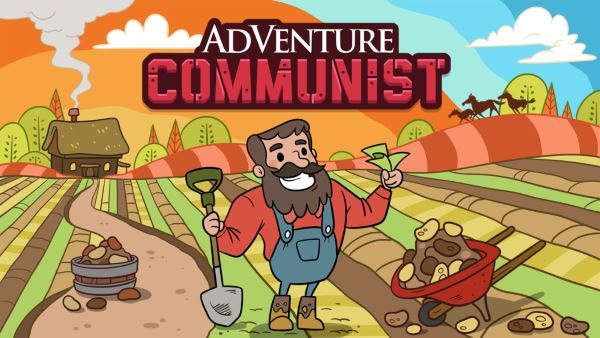 Кряк для AdVenture Communist v 1.0