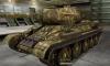 Т34-85 #15 для игры World Of Tanks