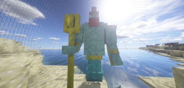 SpongeBob SquarePants для Майнкрафт 1.8.9
