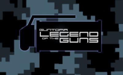Guntopia Legend of the Guns для Майнкрафт 1.8.9