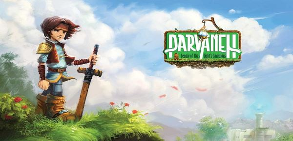 Патч для Parvaneh: Legacy of the Light's Guardians v 1.0