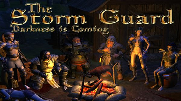 Русификатор для The Storm Guard: Darkness is Coming