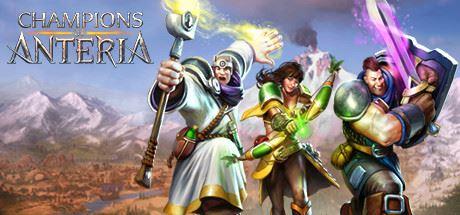 Кряк для Champions of Anteria v 1.0