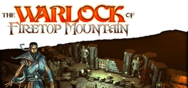 Сохранение для The Warlock of Firetop Mountain (100%)