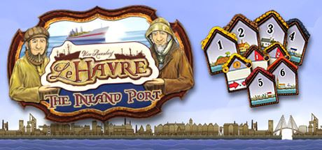 Русификатор для Le Havre: The Inland Port