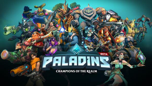 Кряк для Paladins v 1.0