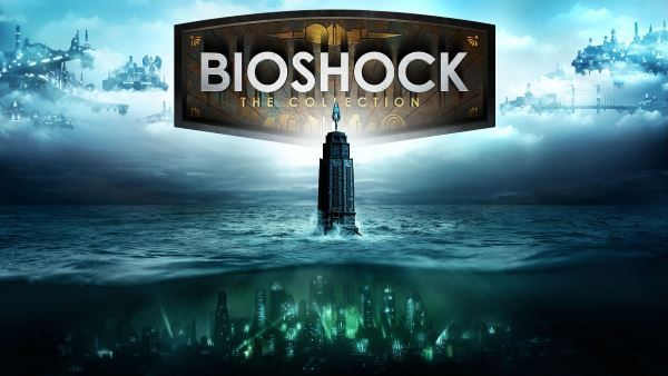 Сохранение для BioShock: The Collection (100%)