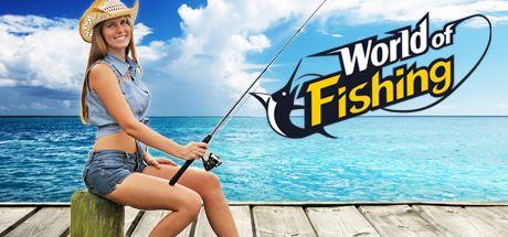 Русификатор для World of Fishing