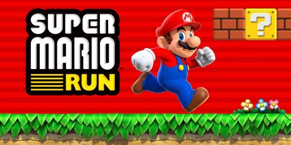 Русификатор для Super Mario Run