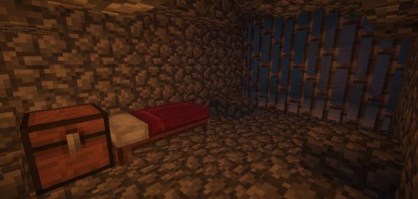 Chamber Of Quartz для Майнкрафт 1.11.2