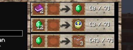 Villager Market для Майнкрафт 1.11.2