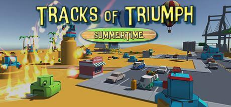 Кряк для Tracks of Triumph: Summertime v 1.0