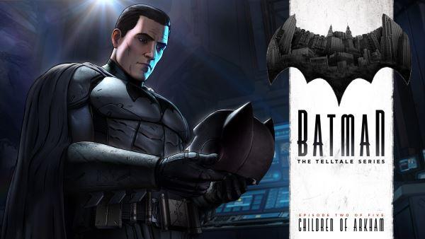 Кряк для Batman: The Telltale Series - Episode 2: Children of Arkham v 1.0