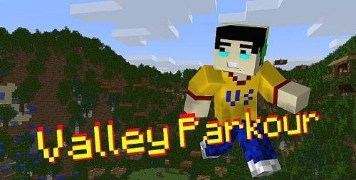 Parkour Valley для Майнкрафт 1.11.2
