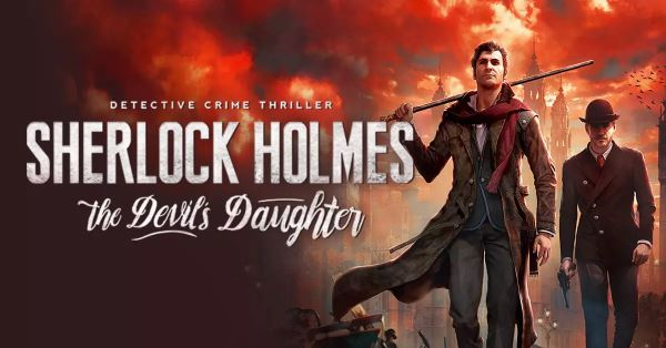 NoDVD для Sherlock Holmes: The Devil's Daughter v 1421