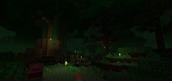 The Betweenlands для Майнкрафт 1.10.2