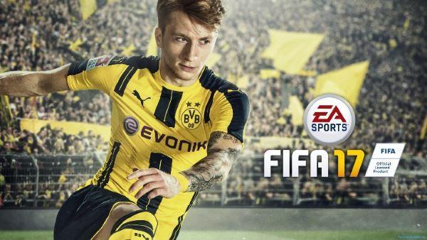 Кряк для FIFA 17 v 1.0