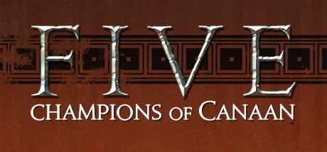 NoDVD для FIVE: Champions of Canaan v 1.0