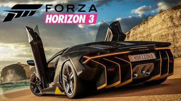 NoDVD для Forza Horizon 3 v 1.0
