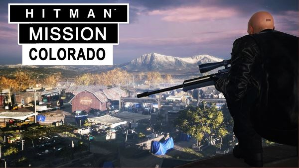 NoDVD для Hitman - Episode Five: Colorado v 1.0