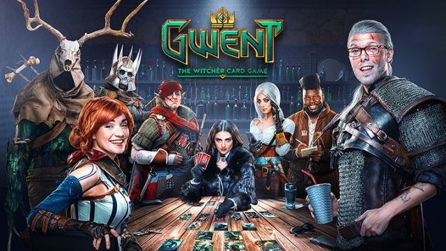 NoDVD для Gwent: The Witcher Card Game v 1.0