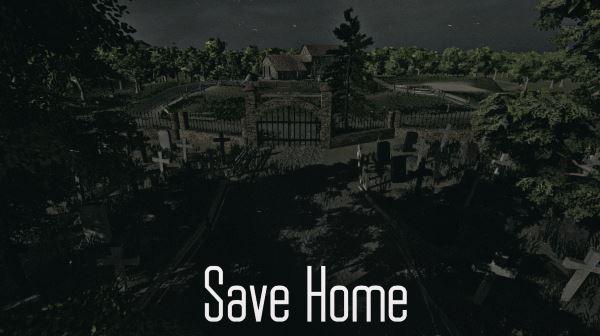 Сохранение для Save Home (100%)