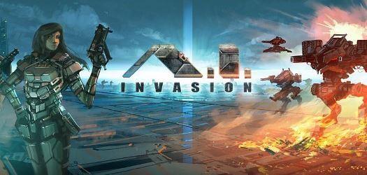 Сохранение для A.I. Invasion (100%)