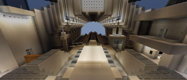 Modern Palace для Майнкрафт 1.11.2