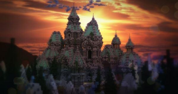 Arcane Island для Майнкрафт 1.11.2
