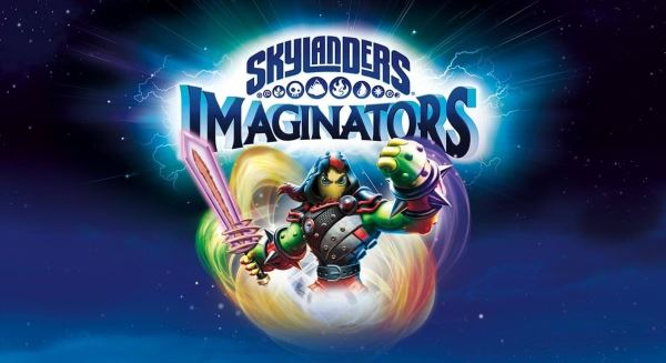 Сохранение для Skylanders Imaginators (100%)
