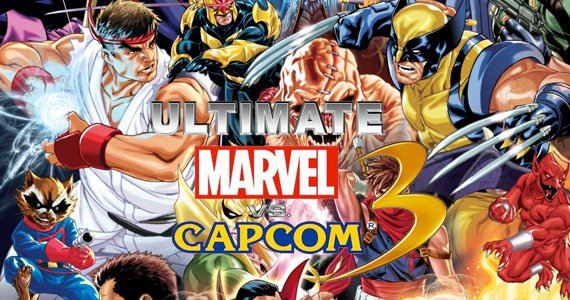 NoDVD для ULTIMATE MARVEL VS. CAPCOM 3 v 1.0